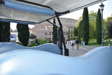 golf-cart-tour-colosseum