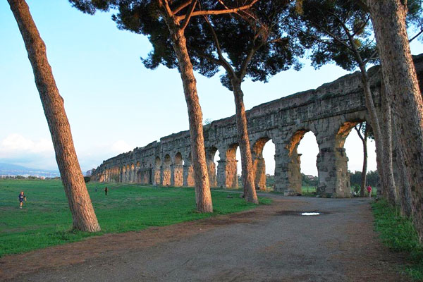 Aqueducts-roman